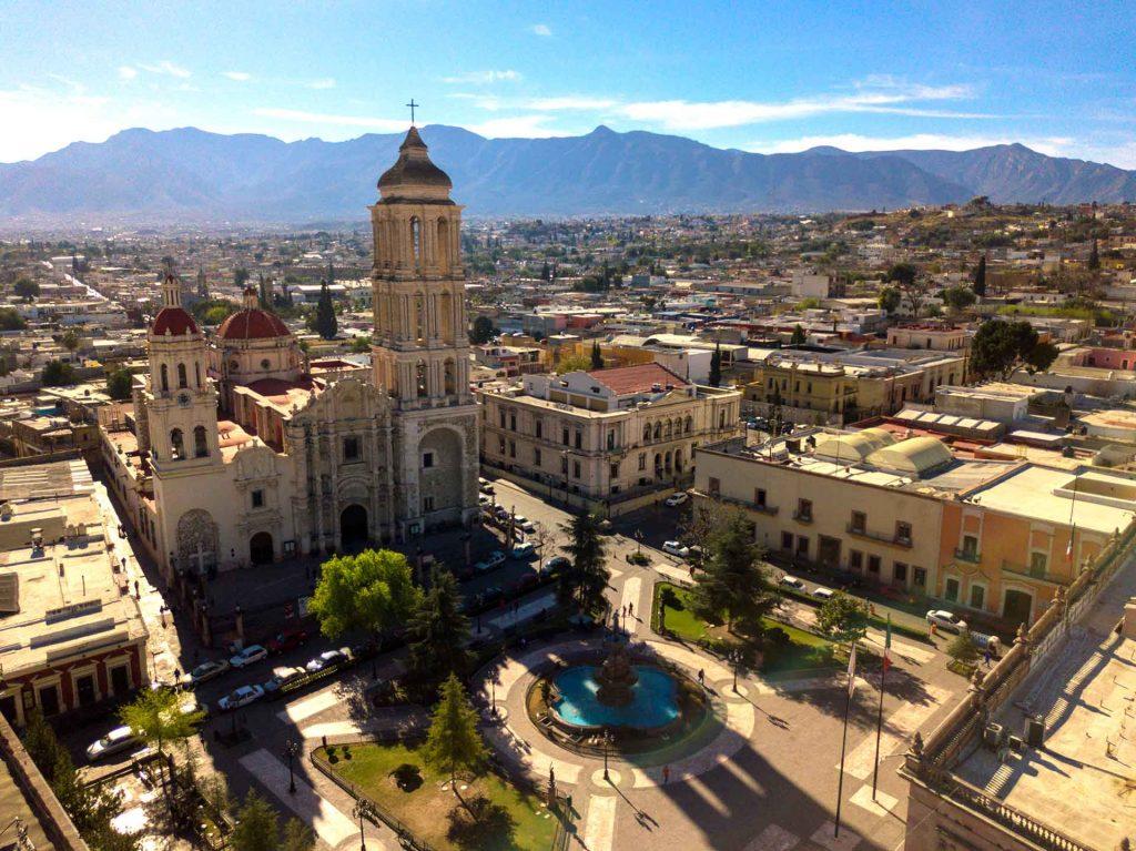 Saltillo #5 ciudad más Habitable